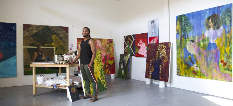 How to Do a Virtual Studio Visit with an Artist