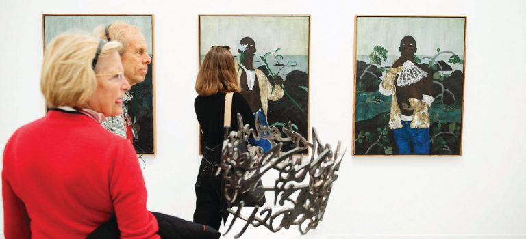 How the art industry is grappling with its systemic race inequality