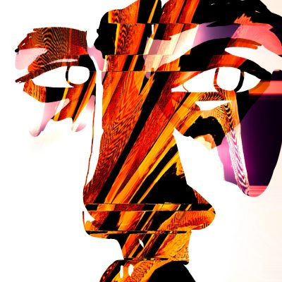 Broken Faces Series
