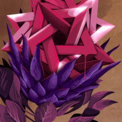 Interlaced Tetrahedron