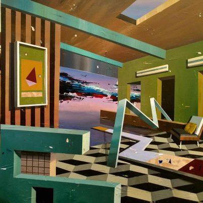Surreal Interior 2