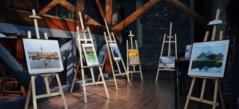 Build an Art Collection that Supports Emerging Artists